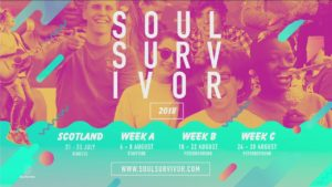 The Well Youth does Soul Survivor @ Peterborough Show Ground