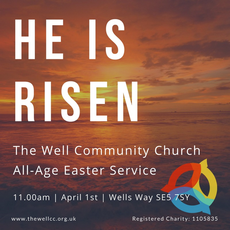 All Age Easter Service @ The Well Community Church | England | United Kingdom