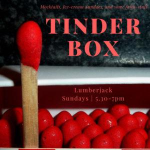Tinderbox (14-18s) @ Lumberjack   England   United Kingdom
