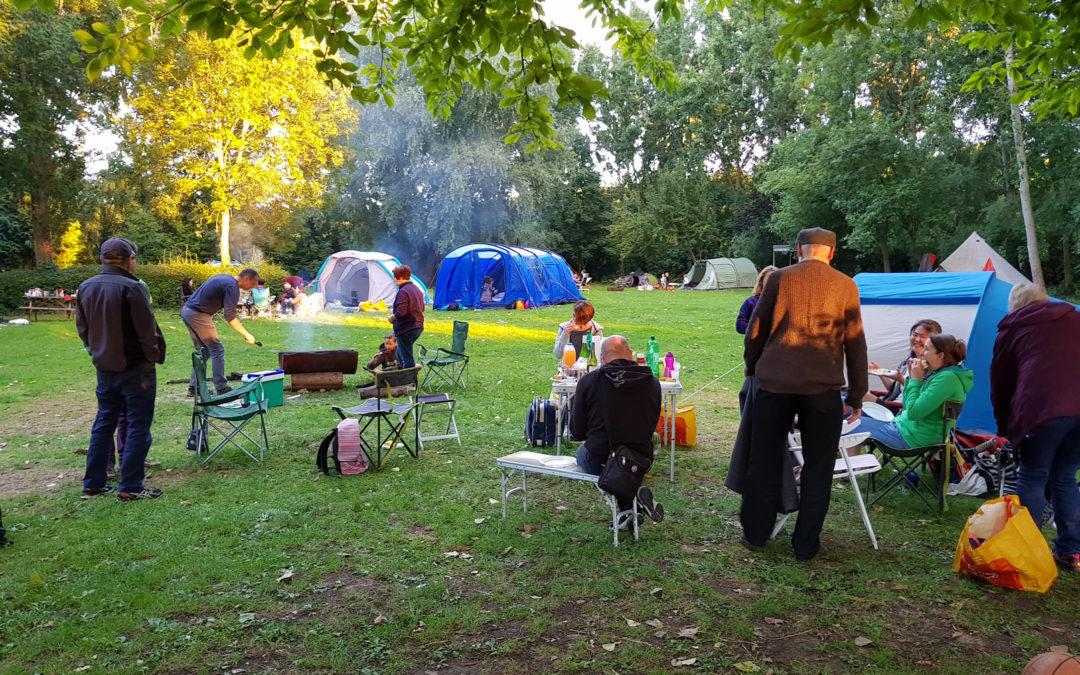 Family Camp Night