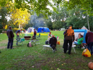 Family Camp Night @ South London Scout Centre (The Fort)   England   United Kingdom