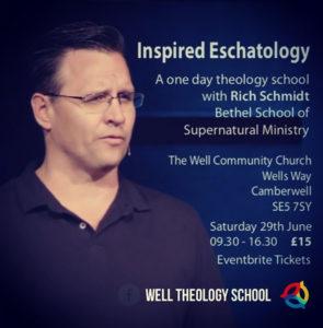 Inspired Eschatology @ The Well Community Church